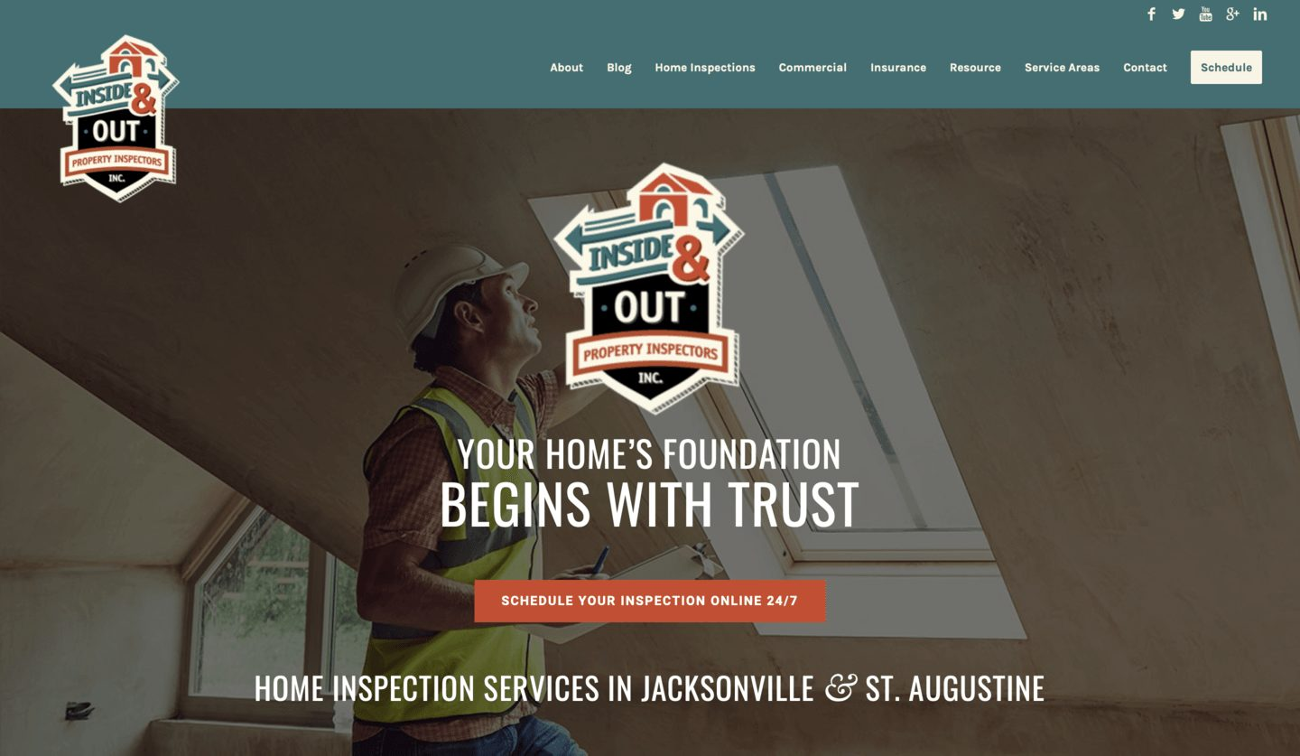 Inside and Out Property Inspectors